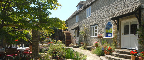 Dorset Hideaways - The Old Mill House, Swanage